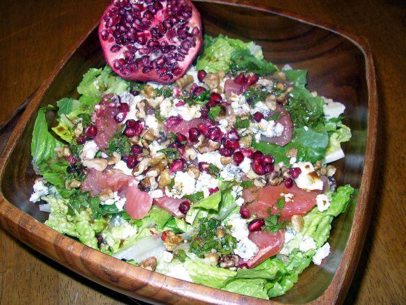 Pom Pom Salad